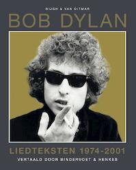 Liedteksten 1974-2002 - Bob Dylan (ISBN 9789038803944)