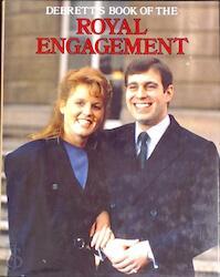 Debrett's book of the royal engagement - Jean Goodman, David Williamson (ISBN 9780905649801)