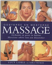 Oosterse en westerse massage - Lucinda Lidell (ISBN 9789069634821)