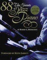 88 The Giants of Jazz Piano - Bob Doerschuk (ISBN 9780879306564)