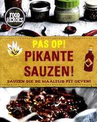 Pikante sauzen (ISBN 9781472398529)