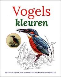 Vogels kleuren - (ISBN 9789059474925)
