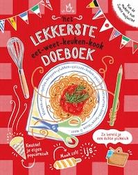 Het grote vakantie eet-weet-keuken-kook doe-boek (ISBN 9789085715986)