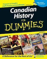 Canadian History for Dummies - Will Ferguson (ISBN 9780470836569)