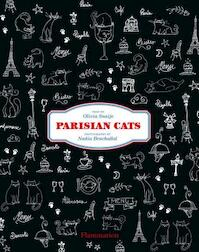Parisian Cats - Olivia Snaije (ISBN 9782080201744)