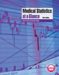 Medical Statistics at a Glance - Aviva Petrie, Caroline Sabin (ISBN 9781405180511)