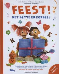 Feest met Nette en Korneel! - Kristien Dieltiens, Jan Coeck (ISBN 9789002250620)