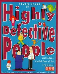 Seven Years of Highly Defective People - Scott Adams (ISBN 9780836236682)