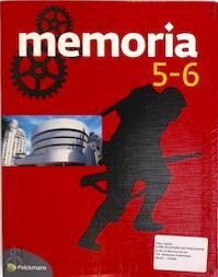 Memoria 5-6 - Jan Bleyen, Saskia Boelens, Jan De Schutter, Kevin Geuens, Frank Hosten (ISBN 9789028977037)