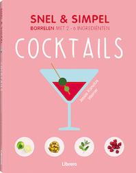 Cocktails - snel & simpel - Jessie Kanelos Weiner (ISBN 9789463590334)