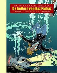 De koffers van raz fadraz - Henk Kuijpers (ISBN 9782203334700)