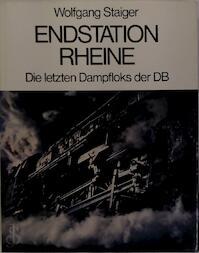 Endstation Rheine - Wolfgang Staiger (ISBN 9783440043301)