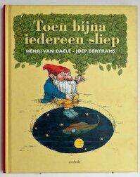 Toen bijna iedereen sliep - Henri van Daele, Joep Bertrams (ISBN 9789031716197)