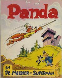 Panda en de meester-superman - Marten Toonder (ISBN 9789070106195)