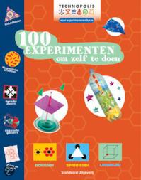 100 experimenten om zelf te doen - Unknown (ISBN 9789002238758)