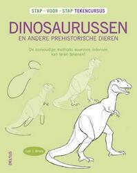 Tekencursus dinosaurussen - Lee J. Ames (ISBN 9789044738216)