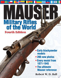Mauser Military Rifles of the World - Robert Ball (ISBN 9780896892965)