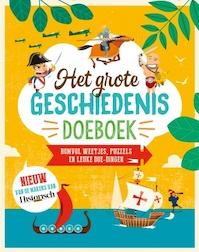 Het Grote Geschiedenis Vakantieboek - (red.) (ISBN 9789085716044)