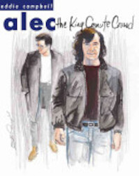Alec : The King Canute Crowd - Eddie Campbell (ISBN 9780957789609)