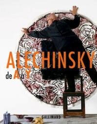 Alechinsky de A à Y - Michel Draguet (ISBN 9782070119103)