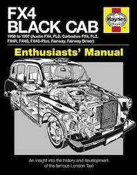 FX4 Black Cab Manual, 1958 to 1997 - Bill Munro (ISBN 9780857331267)