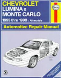 Chevrolet Lumina & Monte Carlo Automotive Repair Manual - Jeff Kibler, Jay Storer, John Harold Haynes (ISBN 9781563922923)