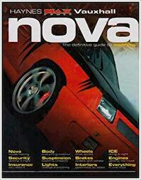 Vauxhall Nova The Definitive Guide to Modifying - R.M. Jex (ISBN 9781844250707)