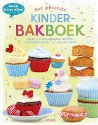 Het lekkerste kinderbakboek - Abigail Wheatley (ISBN 9789044731187)