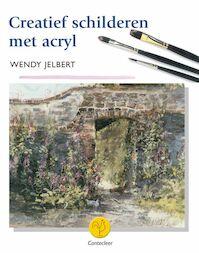 Creatief schilderen met acryl - W. Jelbert (ISBN 9789021335476)