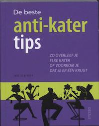 De beste anti-kater tips - Jane Scrivner (ISBN 9789044725414)
