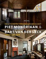 Mondriaan & Van der Leck (ISBN 9789462581937)