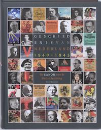 Geschiedenis van Nederland 1940-1945 - David Barnouw (ISBN 9789057305924)