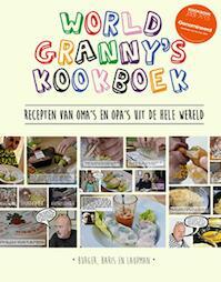 WorldGranny's Kookboek - Fons Burger, Rob Baris (ISBN 9789490077501)