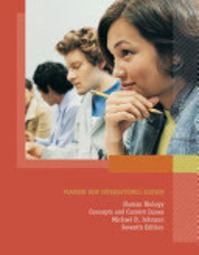 Human Biology - Michael D. Johnson (ISBN 9781292026268)