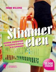 Slimmer eten - Frank Willemse (ISBN 9789089312419)