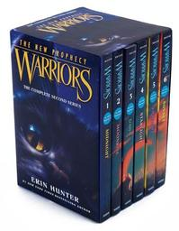 Warriors The New Prophecy - Erin Hunter (ISBN 9780062367150)
