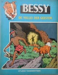 De vallei der geesten - Willy Vandersteen