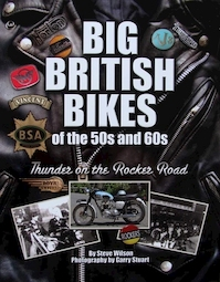 Big British Bikes of the 50's and 60's - Steve Wilson, Garry Stuart (ISBN 9781906133603)