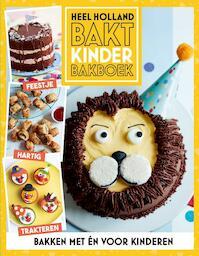 Heel Holland Bakt Kinderbakboek (ISBN 9789021571737)