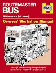 Haynes Routemaster Bus - Andrew Morgan (ISBN 9781844259380)