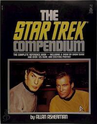 The Star Trek Compendium - Allan Asherman (ISBN 9780671684402)