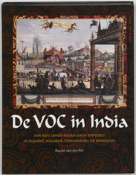 De VOC in India - Bauke van der Pol (ISBN 9789057307157)