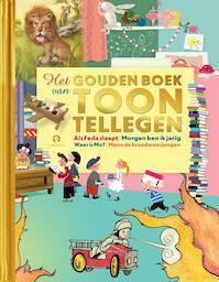 Het Gouden Boek van Toon Tellegen - Toon Tellegen (ISBN 9789047621515)