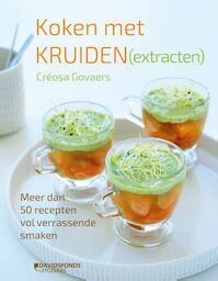Koken met kruiden (extracten) - Créosa Govaers (ISBN 9789059087835)
