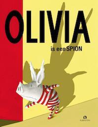 Olivia is een spion - Ian Falconer (ISBN 9789047622819)