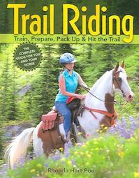 Trail Riding - Rhonda Hart Poe (ISBN 9781580175609)