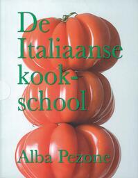 De Italiaanse kookschool. 3 delen in cassette - Alba Pezone (ISBN 9789089890696)