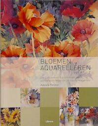 Bloemen aquarelleren van A tot Z - A. Fletcher (ISBN 9789057641930)