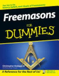 Freemasons For Dummies - Christopher Hodapp (ISBN 9780764597961)