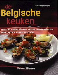 De Belgische keuken - Suzanne Vandyck (ISBN 9789048308200)